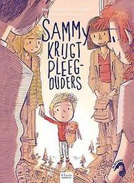Sammy krijgt pleegouders Kolet Janssen, Hardcover