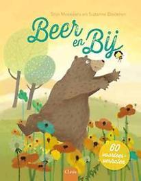 Beer en Bij 60 voorleesverhalen, Moekaars, Stijn, Hardcover