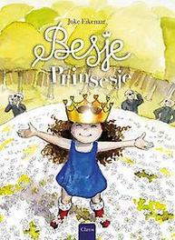 Besje Prinsesje Joke Eikenaar, Hardcover