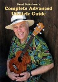 COMPLETE UKELELE GUIDE 3 FRED SOKOLOW, DVD