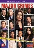 Major crimes - Seizoen 2, (DVD)