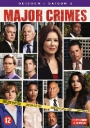 Major crimes - Seizoen 2, (DVD) TV SERIES, DVDNL
