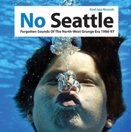 NO SEATTLE VOL.1 *FORGOTTEN SOUNDS OF THE NORTH WEST GRUNGE ERA 1986-97* V/A, LP