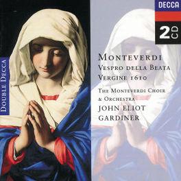 VESPRO DELLA BEATA.. GOMEZ/BOWMAN/MONTEVERDI CHOIR&ORCH./GARDINER Audio CD, C. MONTEVERDI, CD