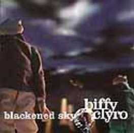 BLACKENED SKY GATEFOLD SLEEVE, COLOURED VINYL, INCLUDES EXTRA TRACKS BIFFY CLYRO, LP