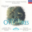 FAVOURITE OVERTURES W/WIENER PHILHARMONIKER, CHICAGO SYMPHONY ORCHESTRA, SO