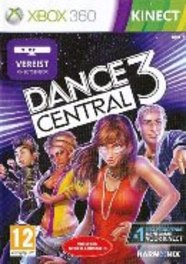 Game, Xbox 360, Kinect Dance Central 3