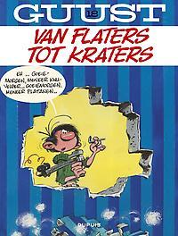 GUUST FLATER 18. VAN FLATERS TOT KRATERS GUUST FLATER, Franquin, André, Paperback