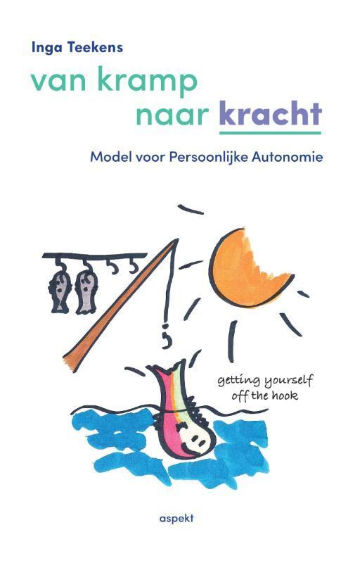 Van kramp naar kracht model voor persoonlijke autonomie, Teekens, Inga, Paperback