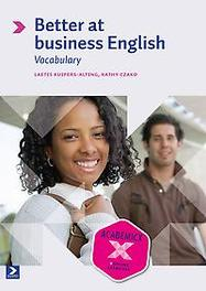 Better at business English vocabulary, Kuipers-Alting, Laetis, Paperback