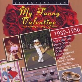 MY FUNNY VALENTINE 1932-1 V/A, CD