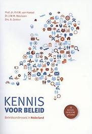 Kennis voor beleid beleidsonderzoek in Nederland, P.H.M. van Hoesel, Paperback