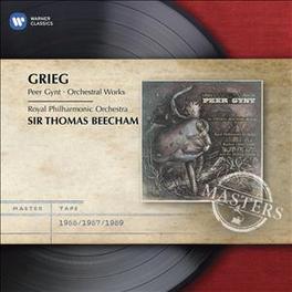 PEER GYNT THOMAS BEECHAM E. GRIEG, CD