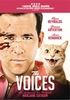 Voices, (Blu-Ray) W/ RYAN REYNOLDS, GEMMA ARTERTON