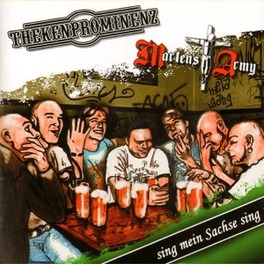 SING MEIN SACHSE SING MARTENS ARMY/THEKENPROMIN, Vinyl LP