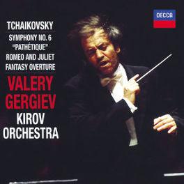 SYMPHONY NO.6/ROMEO & JUL KIROV ORCHESTRA/VALERY GERGIEV Audio CD, P.I. TCHAIKOVSKY, CD