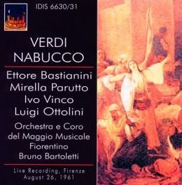 NABUCCO MAGGIO MUSICALE FIORENTINO/BARTOLETTI G. VERDI, CD