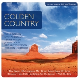 GOLDEN COUNTRY V/A, CD