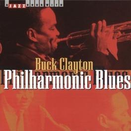 PHILHARMONIC BLUES Audio CD, BUCK CLAYTON, CD