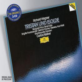 TRISTAN UND ISOLDE STAATSKAPELLE DRESDEN/CARLOS KLEIBER Audio CD, R. WAGNER, CD