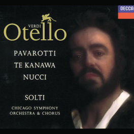 OTELLO -CR ITA- CSO/SOLTI Audio CD, G. VERDI, CD