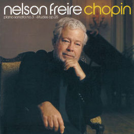 PIANO WORKS W/NELSON FREIRE Audio CD, F. CHOPIN, CD