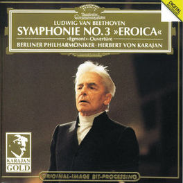 SYMPHONY NR.3 ES DUR OP.55 'ER BP/KARAJAN Audio CD, L. VAN BEETHOVEN, CD