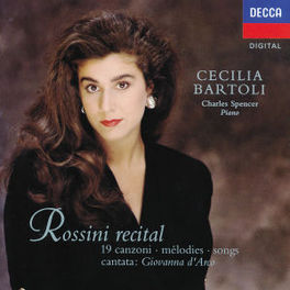 ROSSINI RECITAL BARTOLI SPENCER Audio CD, G. ROSSINI, CD