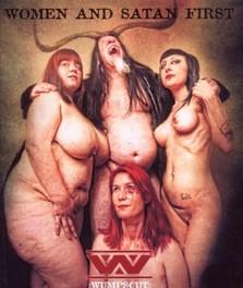 WOMAN & SATAN FIRST WUMPSCUT, CD