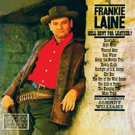 HELL BENT FOR LEATHER FRANKIE LAINE, CD