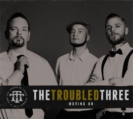 MOVING ON BACK TO THE ROCKABILLY ROOTS! TROUBLED THREE, Vinyl LP