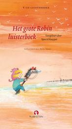 Het grote Robin luisterboek .. LUISTERBOEK // SJOERD KUIJPER luisterboek, Sjoerd Kuyper, onb.uitv.