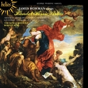 JAMES BOWMAN SINGS HEROIC KINGS CONSORT/ROBERT KING