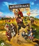 Apenstreken (3D), (Blu-Ray)