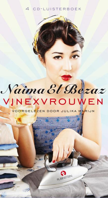 Vinexvrouwen NAIMA EL BEZAZ voorgelezen door Julika Marijn, El Bezaz, Naima, Audio Visuele Media