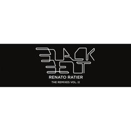 BLACK BELT-THE REMIXES 2 RENATO RATIER, Vinyl LP