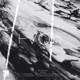 WINDOW GUI BORATTO/ACID PAULI RMXS HVOB, 12' Vinyl