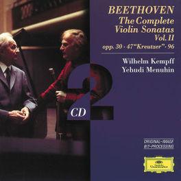 VIOLINSONATEN VOL.2 W/KEMPFF, MENUHIN Audio CD, L. VAN BEETHOVEN, CD
