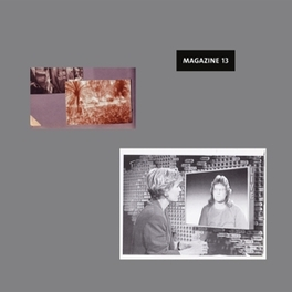 MAGAZINE 13 180G VINYL + BONUS CD BARNT, Vinyl LP