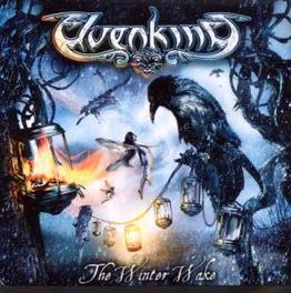 WINTER'S WAKE Audio CD, ELVENKING, CD