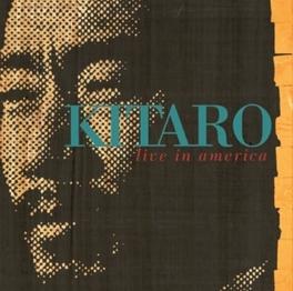 LIVE IN AMERICA Audio CD, KITARO, CD