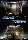 Divergent/Insurgent, (DVD)