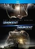 Divergent/Insurgent, (Blu-Ray)