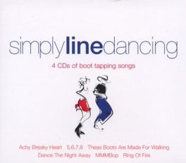 SIMPLY LINE DANCING V/A, CD