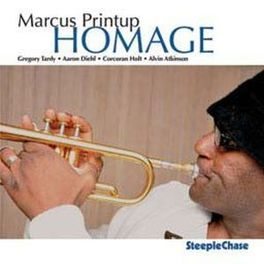 HOMAGE FT. GREGORY TARDY MARCUS PRINTUP, CD