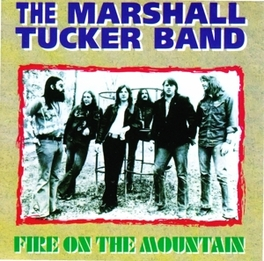 FIRE ON THE MOUNTAIN BEST OF 12 TRACKS Audio CD, MARSHALL TUCKER BAND, CD