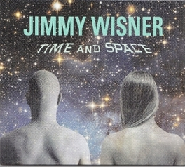 TIME & SPACE JIMMY WISNER, CD