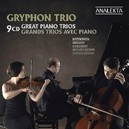 GREAT PIANO TRIOS WORKS BY BEETHOVEN/MOZART/SCHUBERT...