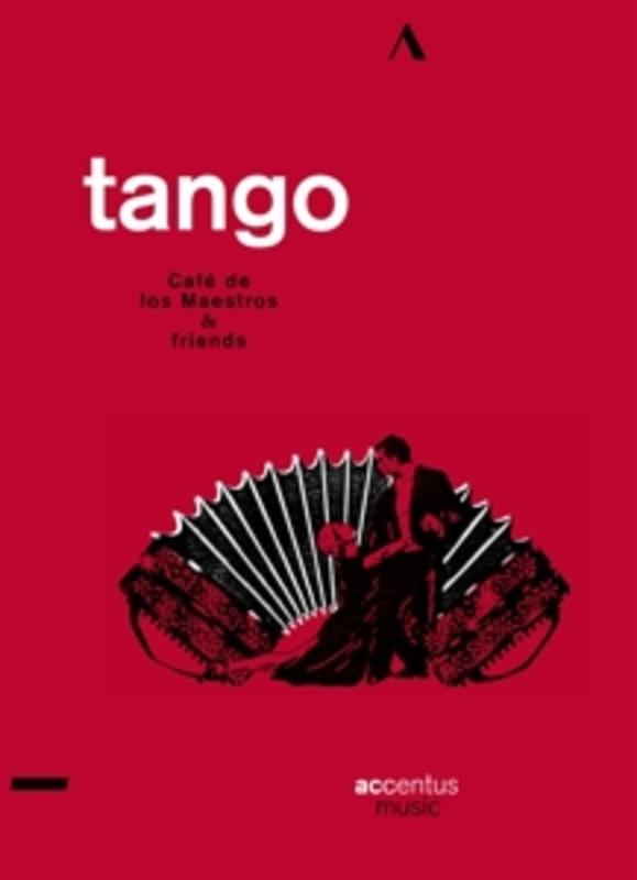 Cafe De Los Maestros & Friends - Tango