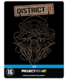 District 9 (Limited Edition Steelbook)